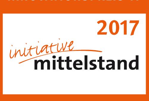 Ratiodata ist Schirmherr des INNOVATIONSPREIS-IT 2017