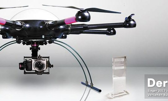 MikroKopter - Features, Sicherheit, Komfort