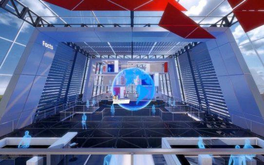 """Virtual Reality B2B-Markenerlebnis - Solid White entwickelt das """"Virtual Design Center"""" für dormakaba"""
