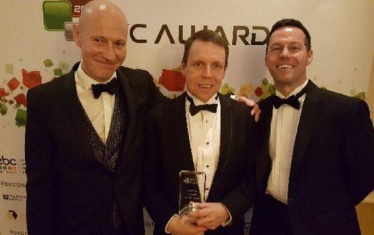 """DataCore gewinnt den SVC Award für das """"Storage-Projekt des Jahres"""""""