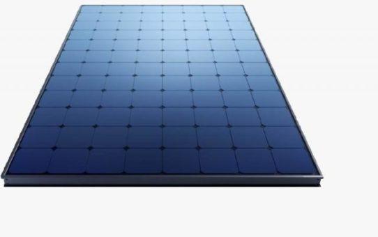 Solarmodule - gestern ist immer noch heute