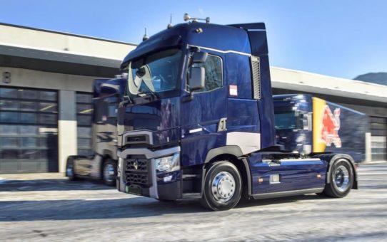 Drei weitere Renault Trucks T für Red Bull