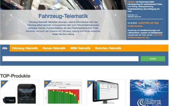 Digitalisierung im Unternehmen – Eine Übersicht über Telematik-Systeme