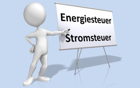 Fehler bei neuer Energiesteuer und Stromsteuer vermeiden