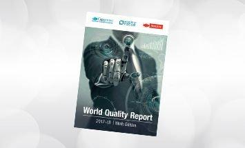 World Quality Report 2017: Deutschland hat bei Testautomatisierung international die Nase vorn