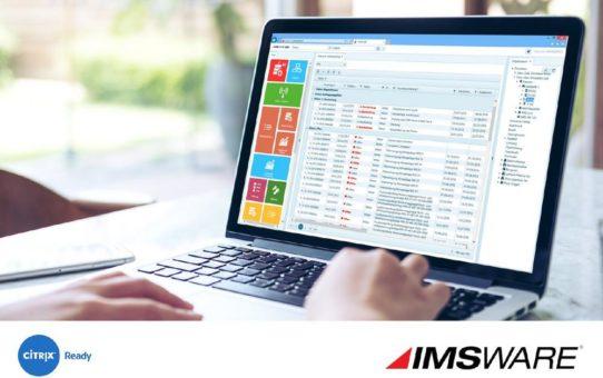 Als erste CAFM-Lösung: IMSWARE ist Citrix Ready