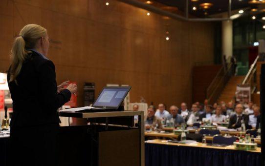 EPS BHKW GmbH stellt in Magdeburg aus