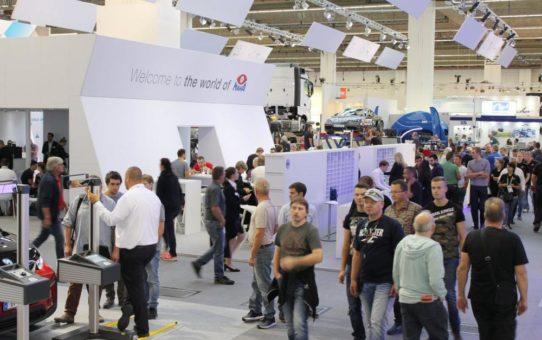 MAHA präsentiert als Impulsgeber innovative Highlights und Weltpremieren auf der Automechanika Frankfurt 2018