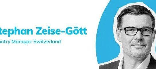 Board International ernennt Stephan Zeise-Gött zum Country Manager für die Schweiz