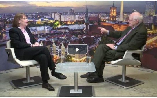 Chancen der Mikrobiom-Forschung: Prof. Dr. Christine Lang im TV-Gespräch