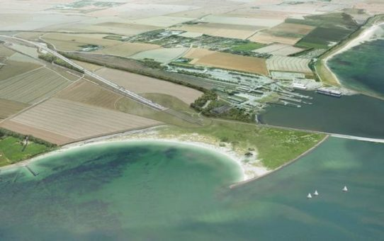 Ems Maritime Offshore an Verkehrssicherung für die Bauphase des Fehmarnbelt-Tunnelprojektes beteiligt