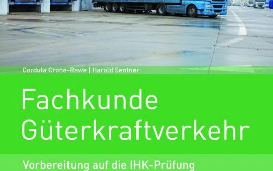 """Neue Auflage: Lehrbuch """"Fachkunde Güterkraftverkehr"""""""