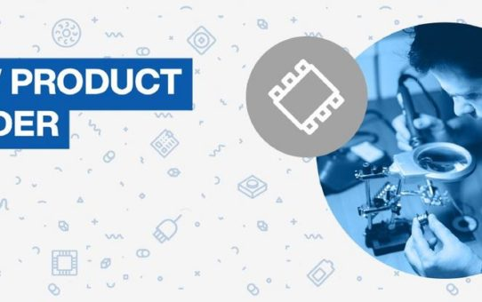 Mouser Electronics New Product Insider: August 2020