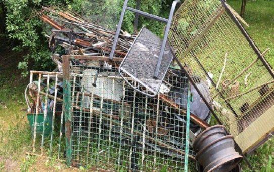 Schrottabholung in Essen: Entsorgen Sie Ihren wertvollen Metallschrott – aber richtig