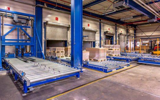Warenausgang und LKW Beladung – Vollautomatisiert durch HaRo