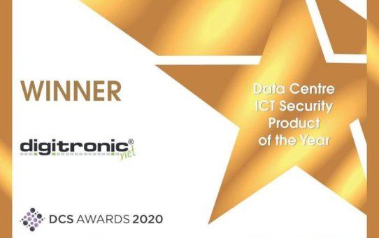 digitronic ist DCS Awards Gewinner