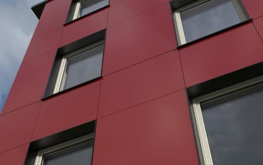Erstes Laibungs - und Bekleidungszargensystem für Fenster