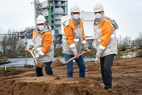 Currenta investiert sechs Millionen Euro in den Chempark-Standort Dormagen
