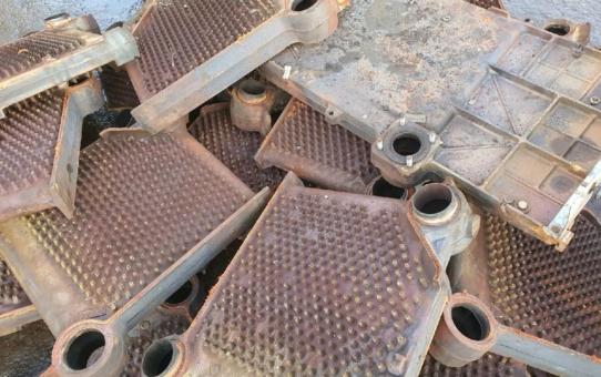 Altmetallverwertung und Schrotthandel mit steigender Relevanz: auch hier in Aachen