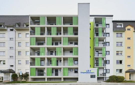 Altersgerechter Mietwohnungsumbau mit Signalwirkung