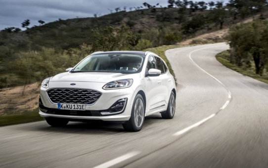 """""""Warum warten?"""" Start der neuen Ford-Gewerbewochen mit attraktiven  Leasing-Angeboten und gratis Telematics-Test"""