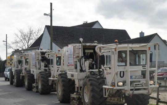 Erste seismische Messkampagne für die Exploration von Geothermie seit Jahrzehnten in Nordrhein-Westfalen erfolgreich absolviert