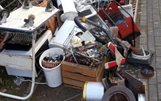 Der Schrottabholung Münster ist das älteste Recyclinggeschäft, bereits die alten Römer verwendeten Altmetalle  erneut.