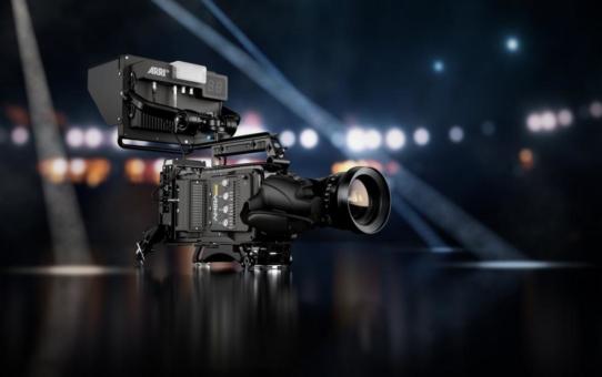 ARRI stellt neue Kamera AMIRA Live für Multicam-Anwendungen vor
