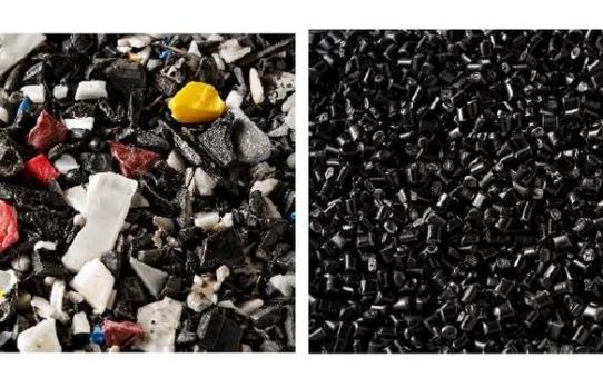 Ungenutztes Potenzial im Gelben Sack: Fraunhofer LBF spürt Qualitätsverbesserungen für Kunststoffe auf