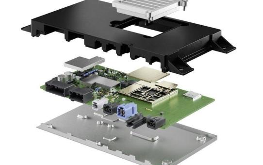 Continental erhält Telematik-Serienauftrag zur 5G-basierten Vernetzung von Nutzfahrzeugen