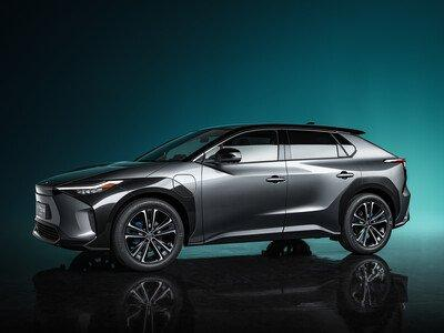 Weltpremiere für neues Toyota bZ4X Concept