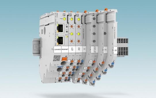 Überströme im Griff mit Geräteschutzschalter-System