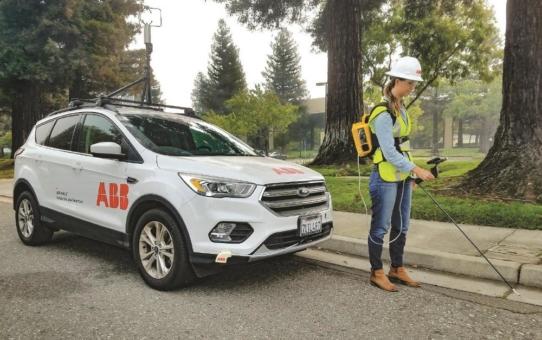 ABB führt erste umfassende Lösung zur Erkennung von Gasleckagen für Versorgungsunternehmen zum Schutz der Stadtbevölkerung ein