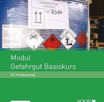 PC Professional - Gefahrgut Basiskurs