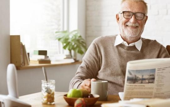 Ambient Assited Living - Smart Home für Senioren