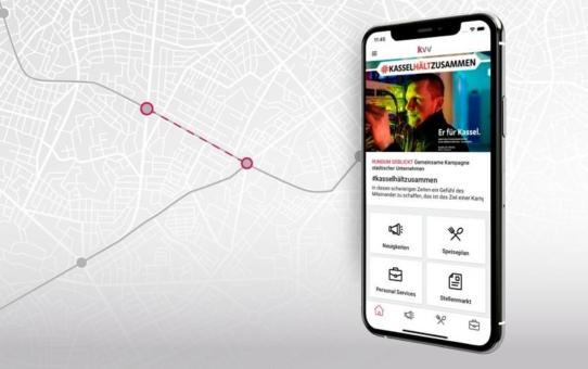 """Die App """"Meine KVV"""" gewinnt Stadtwerke Zukunftspreis des Handelsblatts"""