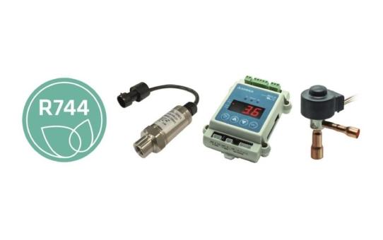 Neu entwickelte SANHUA R744 Produkte