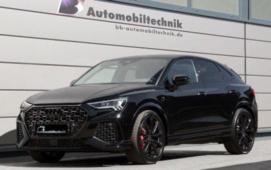 B&B Audi RS Q3 - bis 436 kW / 593 PS / 705 Nm