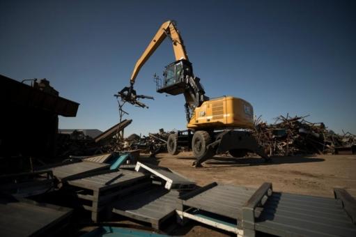Neuer 40-Tonner für Schrott und Recycling