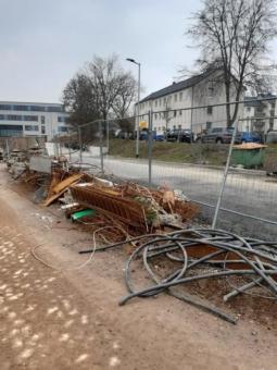 Schrotthändler in Bochum: Entsorgen und abholen