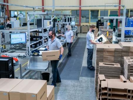 Heidelberg übertrifft Umsatzerwartungen mit Wallboxen deutlich - E-Mobility-Geschäft bereits profitabel