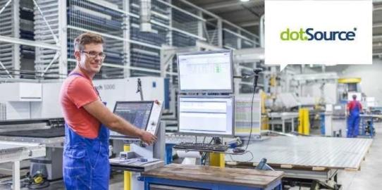 Digitalisierung in der Metallverarbeitung: MEVACO baut seine Digitalstrategie mit dotSource und Salesforce konsequent aus