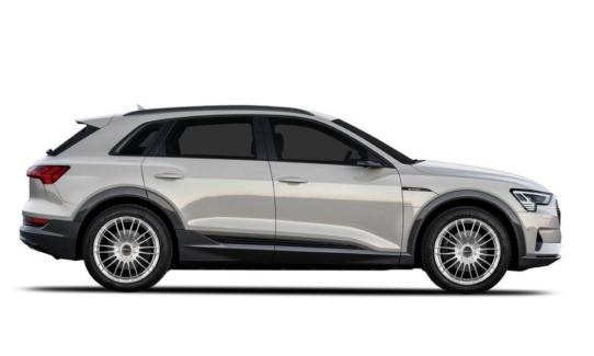 BORBET CW3 für Audi e-tron. So stilvoll kann kraftvoll sein