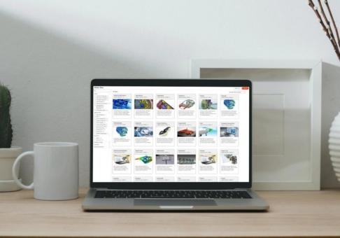 Altair One Cloud Plattform bietet modernste Umgebung für gemeinschaftliche, datengetriebene Konstruktion und Entwicklung