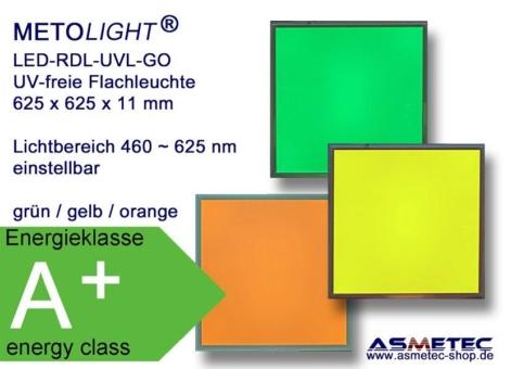 LED-Gelbraumleuchten zum Schutz vor UV-Licht in jeglichen Arbeitsbereichen