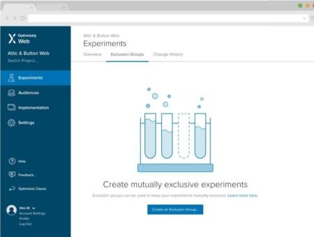 Optimizely ergänzt seine Experimentation Platform: komplexe Infrastruktur in großen Teams einfach und sicher testen