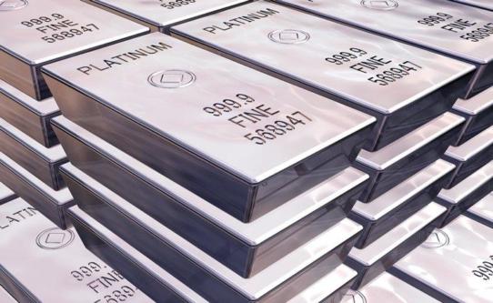 Bleibendes Angebotsdefizit: Investoren wittern steigende Platinpreise