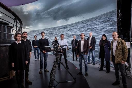 Neue ARRI Solutions Group designt innovative Mixed-Reality-Umgebungen, hochmoderne TV-Studios & mehr
