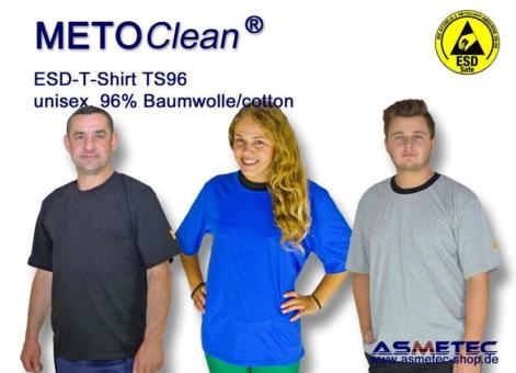 METOCLEAN ESD-Kleidung von Asmetec – Hochwertig, preiswert und individuell
