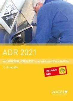 """Zweite Ausgabe des """"ADR 2021"""" ab sofort erhältlich!"""
